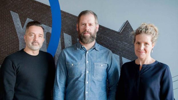 Matt, Lance & Lorri