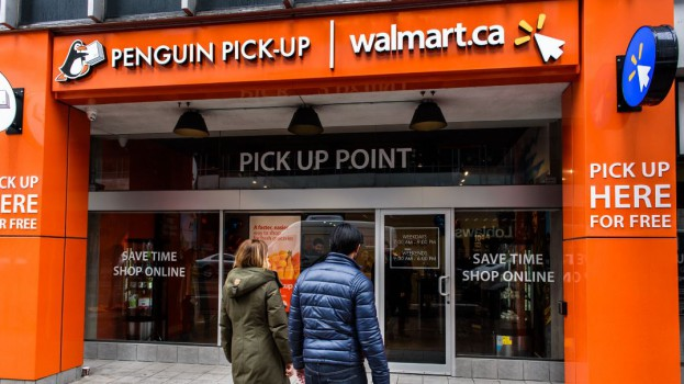 Walmart partners with Penguin Pick-Up » strategy