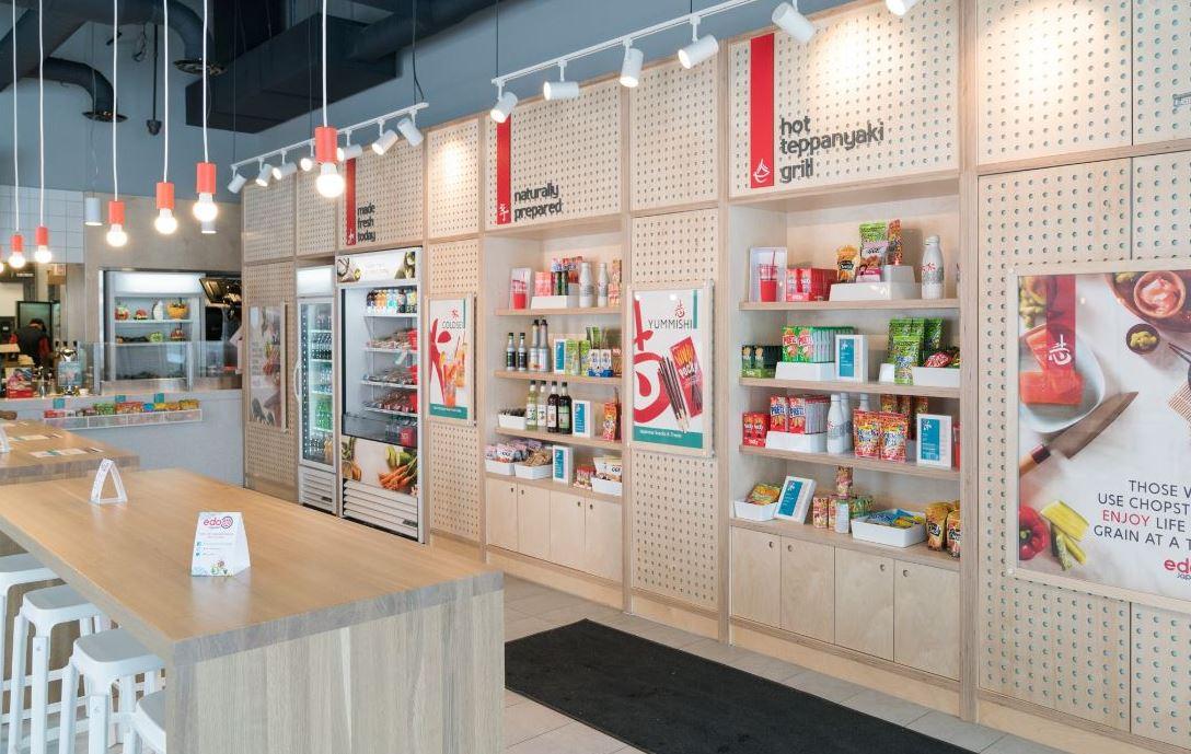 Edo Japan opens millennial-friendly eatery » strategy