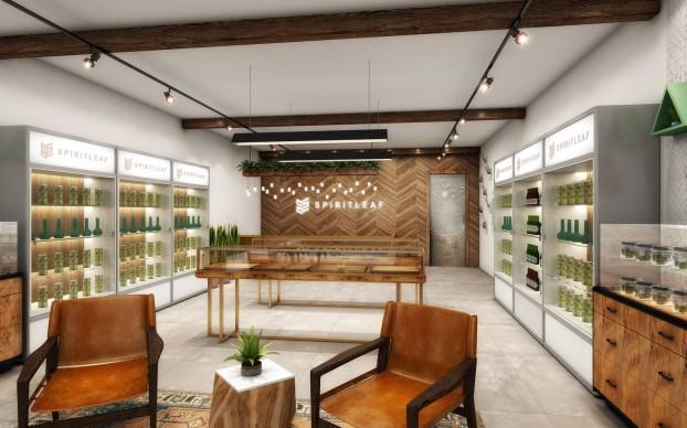 Spirit Leaf Inc--Spirit Leaf Inc- Unveils Concept Design for Rec