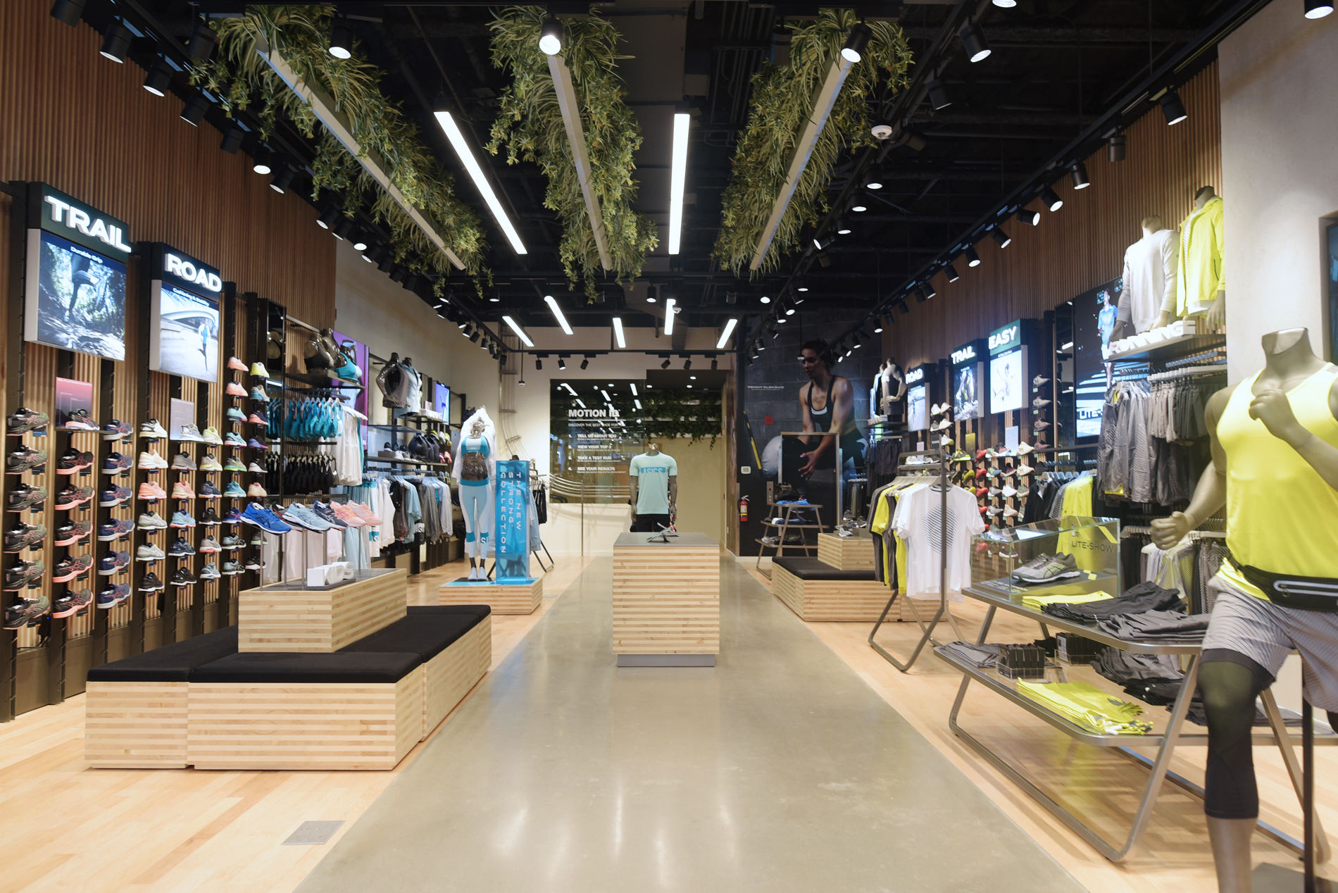 4aabd7c298 ASICS opens first Canadian flagship   strategy;