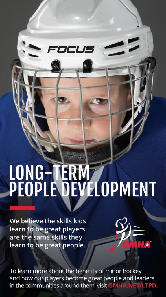 Helmet Print Newspaper Ad