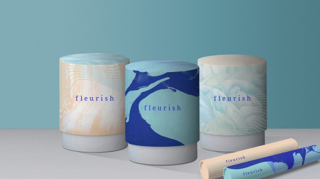 Fleurish Cannabis Inc--Fleurish Cannabis Announces Creative Part