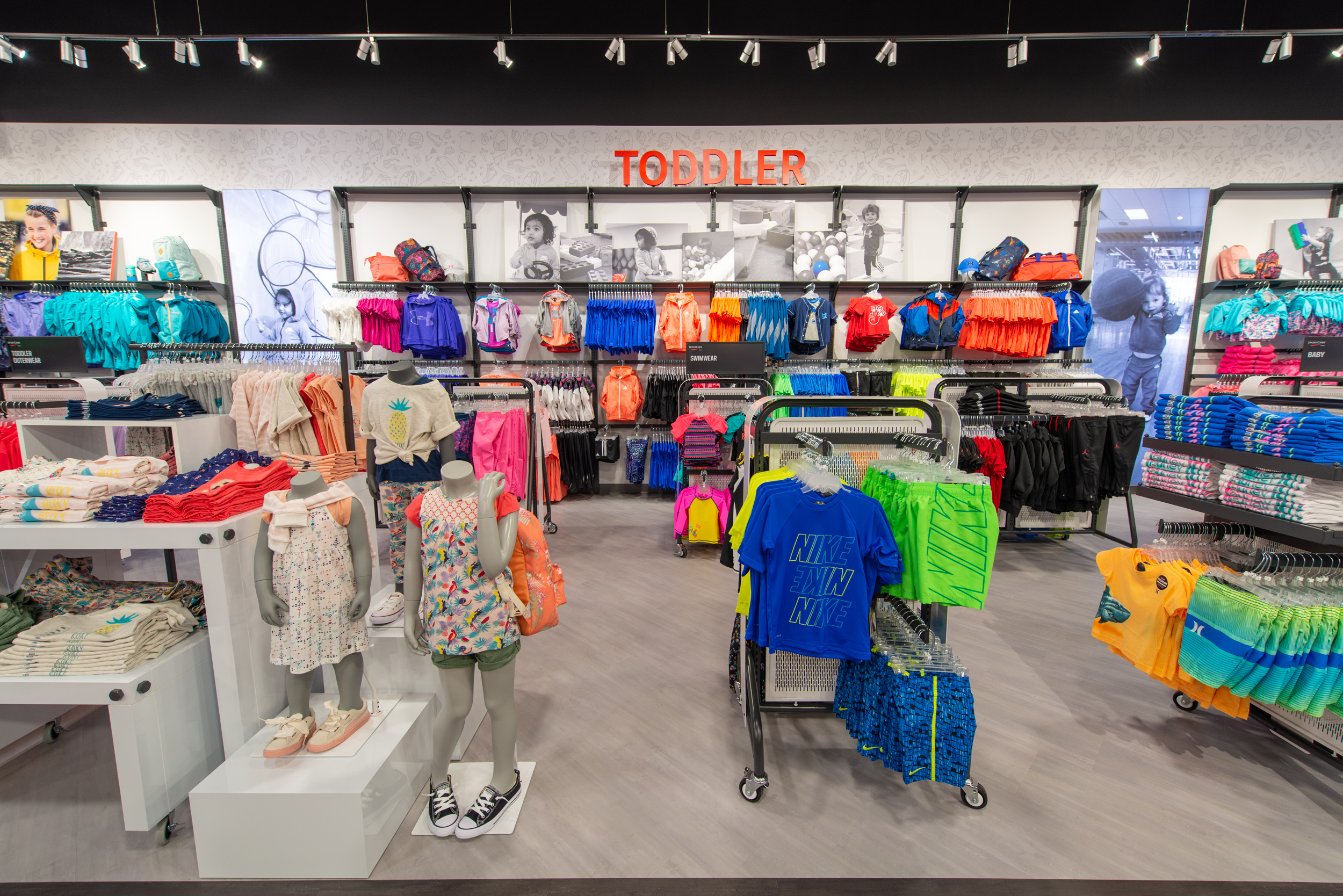 Sport Chek opens up concept store just
