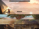 """To help Ubisoft launch the latest of its super-popular Assassin's Creed franchise, the BBR team took fans behind the scenes.  Ahead of the launch, the team rolled out a rich exploration of the game's setting, Egypt, which allowed players to run through as """"tourists.""""  Audiences would also capture their favourite moments and share them directly on Instagram."""