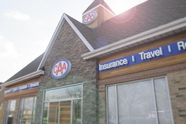 CAA Store Exterior