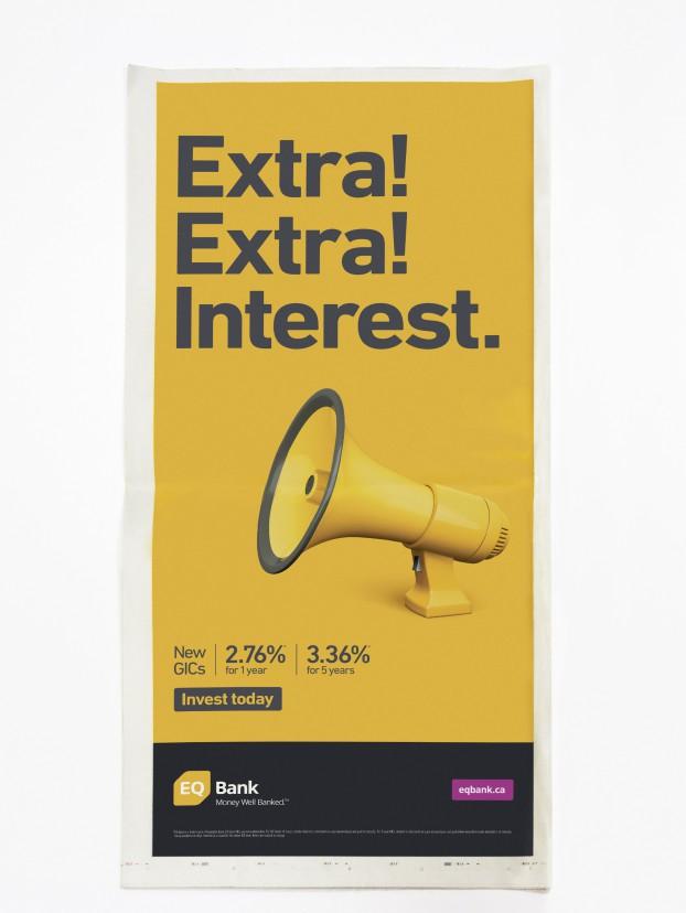 EQBank_Globe and Mail print