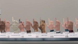 Famous Fingers