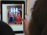 RYOT and HuffPo used augmented reality to democratize the art museum experience and bring the magic of the Louvre to a fifth-grade art class in Los Angeles