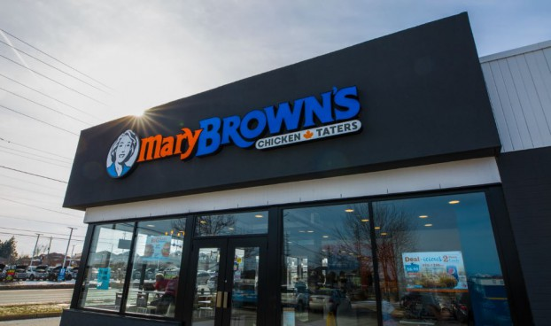 Mary Brown's-store