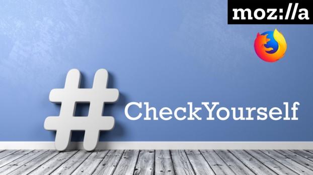 #CheckYourself