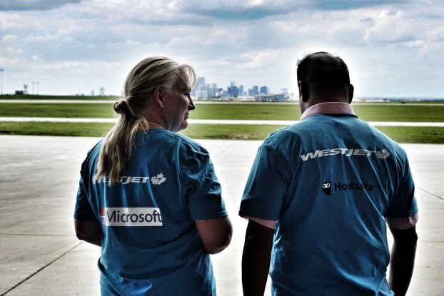 WESTJET- an Alberta Partnership-Innovation soars to new heights