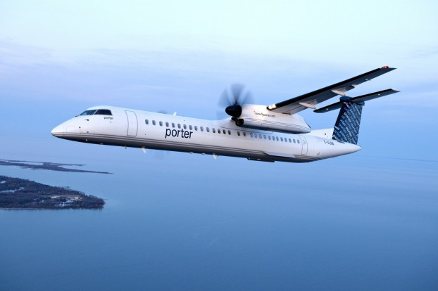 Porter Airlines Inc--Porter Airlines introduces new entry-level