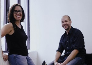 Florencia Courtaux (left) and Dan Clark (right)cropped