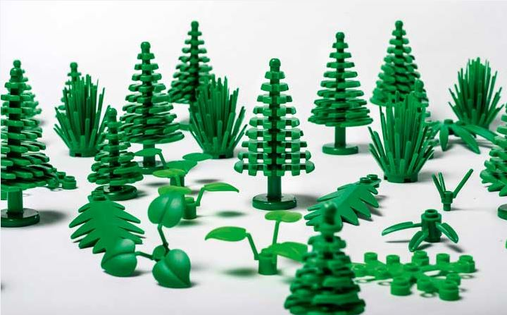 Lego builds a sustainable future » strategy