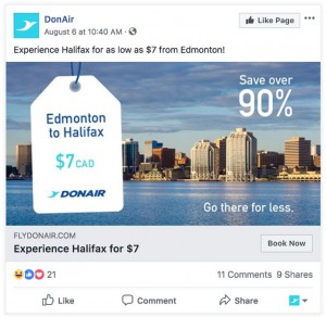 DonAir-Facebook