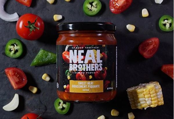 Neal Brothers rebrand