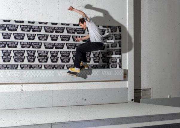 469f72b3d4 Going hands-on with House of Vans » strategy
