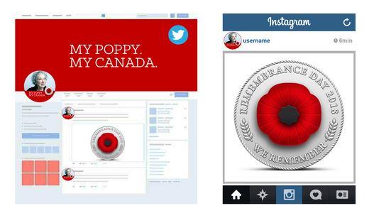 Poppy-Social Posts