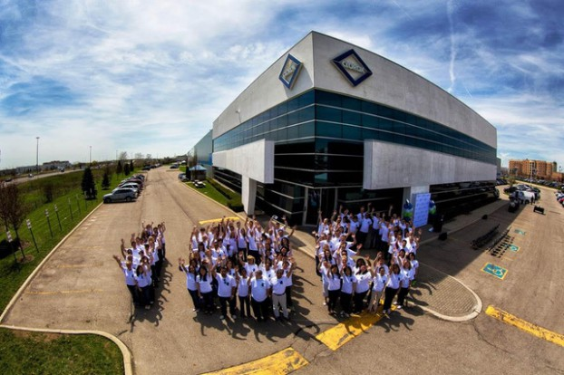 Clorox S Canada Office Leads The Way In Sustainability