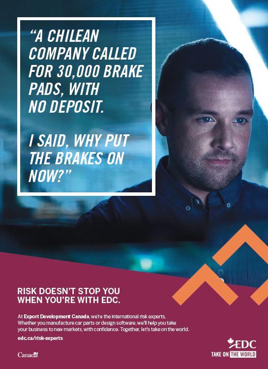 EDC poster