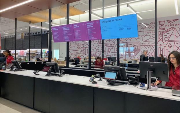 Staples_Service Centre