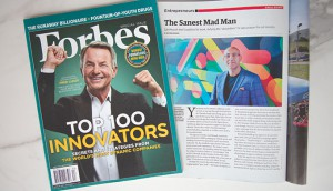 """In May, Zulu was recognized by Forbes as one of 2018's best small companies and made it's """"Small Giants"""" list. Author Bo Burlingham followed that up with a feature article in its Top 100 Innovators April issue"""