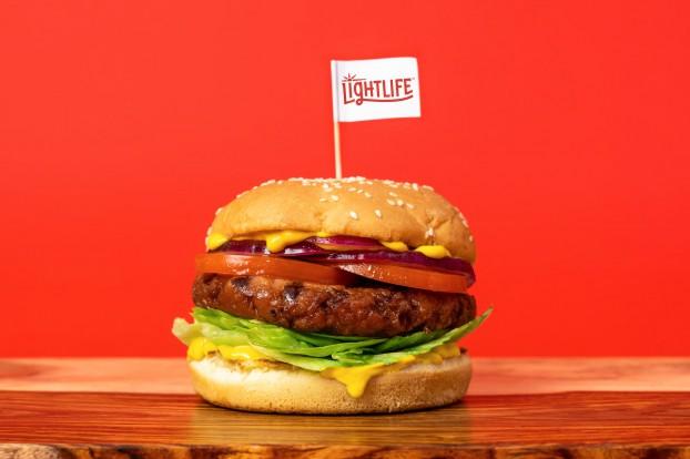 Lightlife Foods Prepared Burger