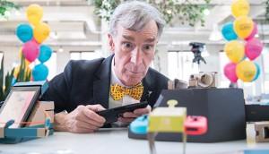 Nintendo Labo x Bill Nye