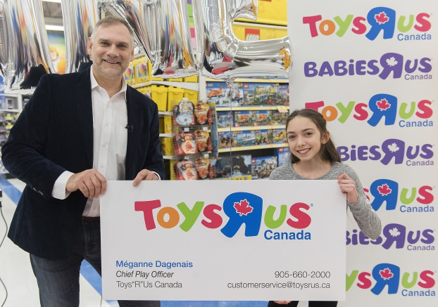 Toys -R- Us -Canada- Ltd--One of Canada-s coolest jobs has been