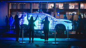Tasked by UNION, the studio created an interactive LED installation and experience launching the all-new INFINITI QX50 that travelled across Canada with stops in Toronto, Vancouver and Montreal.