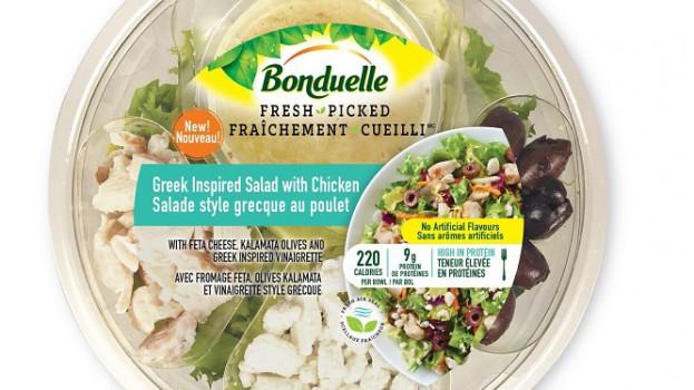 Bonduelle Fresh Picked Greek Inspired Salad with Chicken