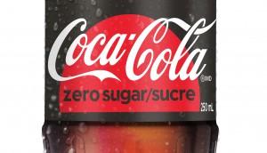 Coca-Cola Zero Sugar_Mini Bottle_B