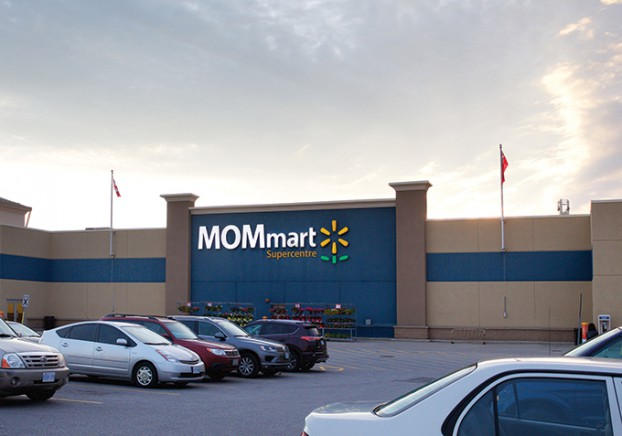 Walmart Canada-Toronto Walmart store surprises local community w