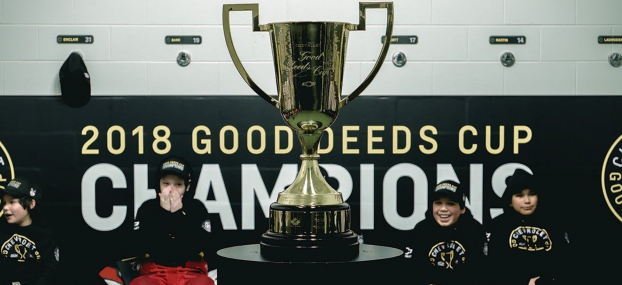 McCann evolved Chevrolet's hockey strategy from a brand sponsorship to an ownable platform that rewarded Peewee teams for giving back to their communities. Whereas so many programs focus on how teams perform on the ice, the agency created the Chevrolet Good Deeds Cup to inspire and reward teams that had the best season off the ice.