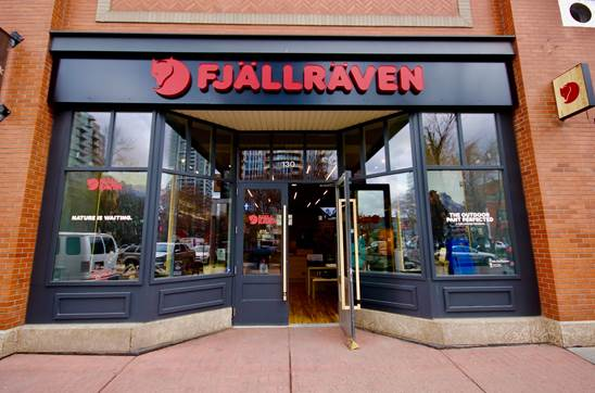 reliable quality online shop sports shoes Inside Fjallraven's Canadian expansion » strategy