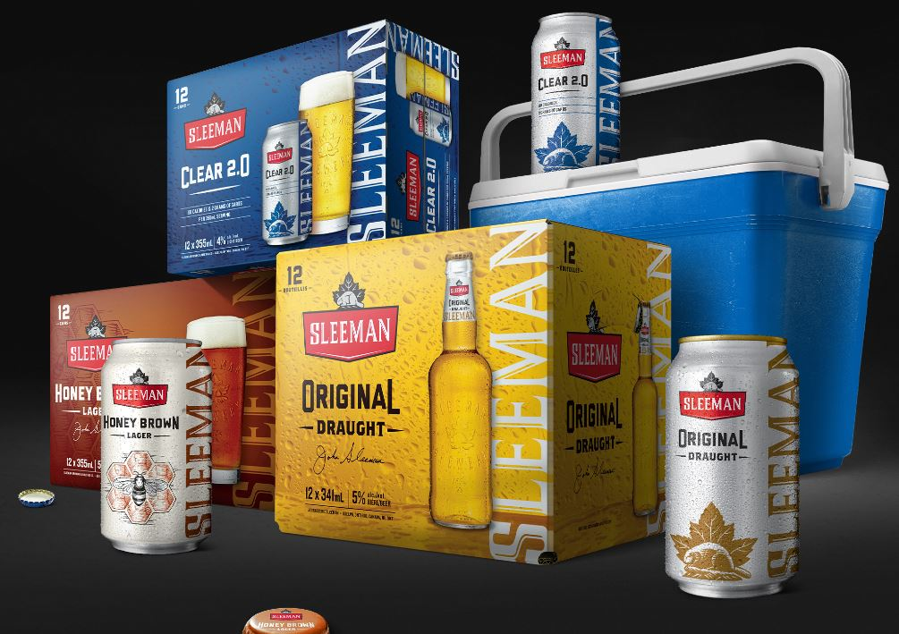 Sleeman Packaging