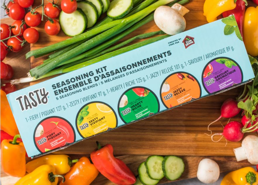 McCormick partners with Tasty on millennial-friendly spice