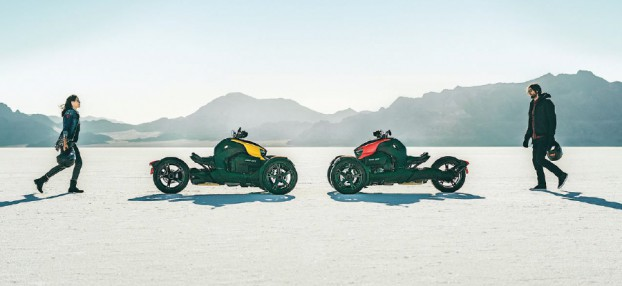 """Anomaly is working with BRP to globally launch its newest on-road product: the Can-Am Ryker.  Launched in late 2018, the """"Ride Like No Other"""" campaign is designed to bring new riders into the category and make 3-wheel riding mainstream."""