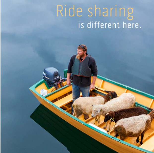 Target's geo-targeted mobile campaign for Newfoundland & Labrador Tourism delivered 800% more click-throughs than the industry benchmark, despite requiring two clicks. Targeting transit hubs and busy venues, this hugely successful campaign won Best of Show at the HSMAI / Adrian Awards in NYC, competing against over 40 countries in the 'Oscars of travel and tourism'.