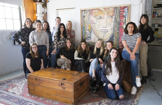 The Colony Project's 20 all-female staff members work across all disciplines and clients, constantly learning from each other to drive first-to-market strategies.