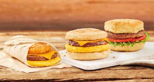 Tim Hortons-Tim Hortons- to add 100- Plant-Based Beyond Meat- Br