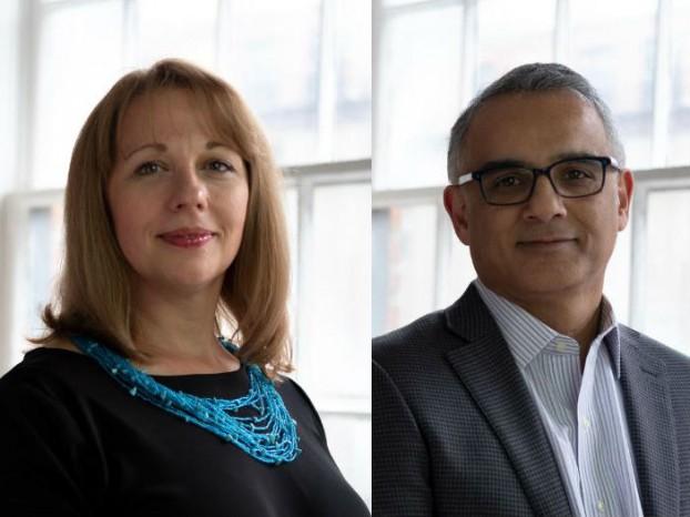 Brenda and Sharad Verma