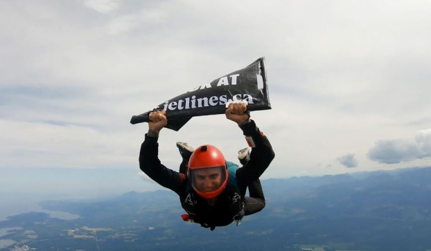 Jetlines protests airline competition from the sky » strategy