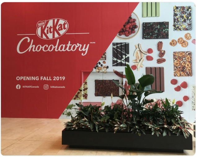A Kit Kat store is coming to Canada » strategy