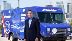 Purolator Inc--Purolator announces -1B investment to deliver the