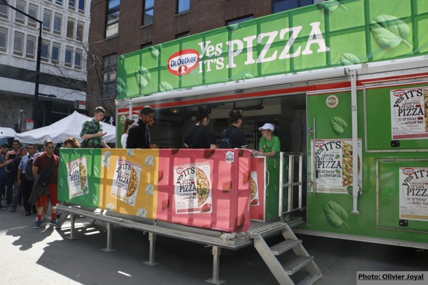 Yes It's Pizza Pop Up Montreal - Olivia Joyal - 2019 (5)