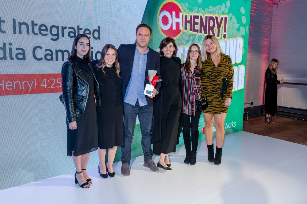 Best Integrated Media Campaign - Oh Henry