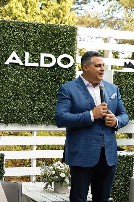 David Bensadoun_CEO of ALDO Group