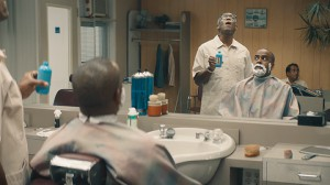 Betadine's gargle-y campaign eschewed cold sufferers for cold fighters, and in its first year took the number two position, accounting for an unheard of 90% of the category's growth. In this spot, a barber fends off getting sick by gargling in the middle of a haircut.